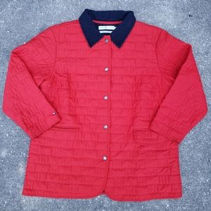 Tommy Hilfiger Diamond Quilted Coat • Womens XXL